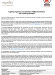 Capelia organise une opération d'OBO minoritaire sur le Groupe Everest